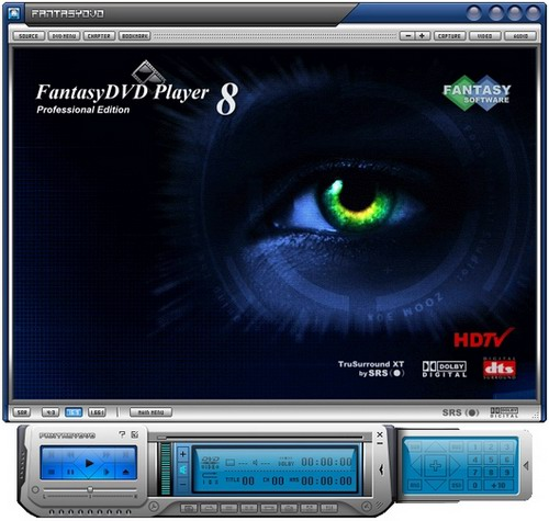 FantasyDVD Player 8.80 Professional